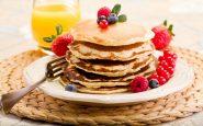Ricetta pancake proteici per una persona