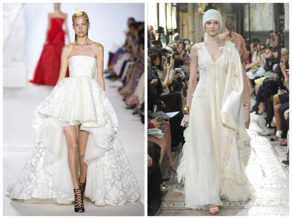 Migliori Stilisti Italiani Abiti Da Sposa ~ Stilisti italiani di abiti da  sposa chi sono i c4b121533ce