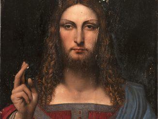 """Leonardo a Donnaregina-I Salvator Mundi per Napoli""."