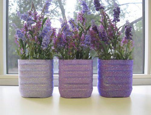 Vasi per piante con bottiglie di plastica - Notizie.it
