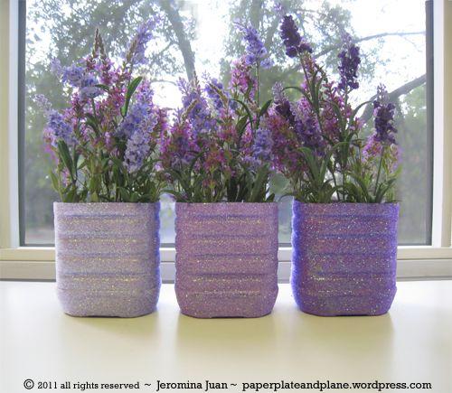 Bricolage Con Bottiglie Di Plastica.Vasi Per Piante Con Bottiglie Di Plastica Notizie It