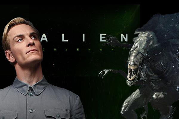 Alien Covenant: tutte le immagini del nuovo film