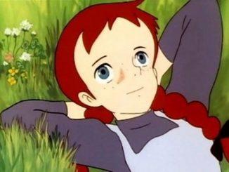 Anna dai capelli rossi: il cartone anni 80