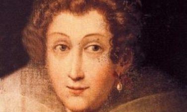 Ritratto della Contessa Barbara Sanseverino