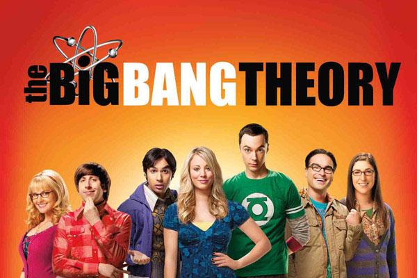 Stream Big Bang Theory