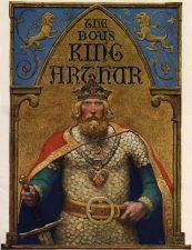 Immagine di Re Artù