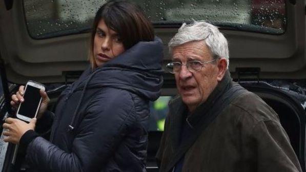 Elisabetta Canalis: padre morto a 78 anni. Dedica molto bella sui social