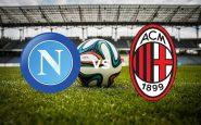 Calcio, Milan-Napoli: le probabili formazioni del big match di questa sera