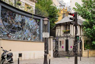 Casa infestata ad Avenue Frochot (Parigi)