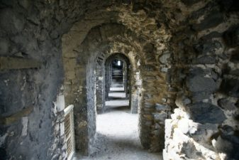 Corridoio del Castello di Rochester
