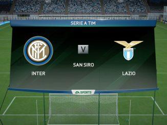 Coppa Italia: probabili formazioni Inter-Lazio