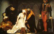 Famoso quadro dell'esecuzione di Lady Jane Grey