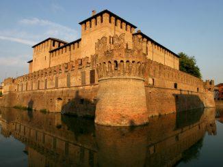 La Rocca Sanvitale o Castello di Fontanellato