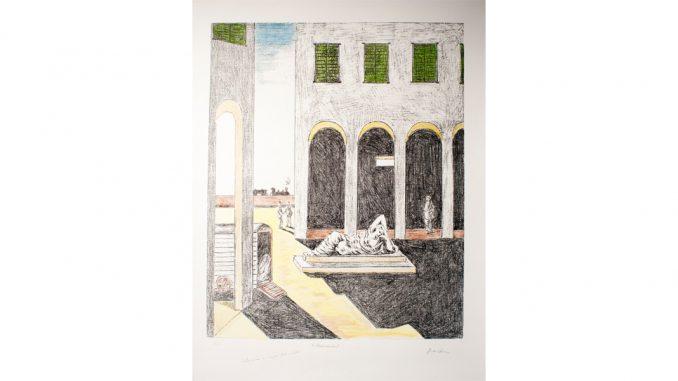 A Milano, la mostra dedicata a Giorgio De Chirico