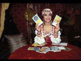 La Zingara: la protagonista del programma Luna Park