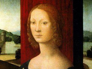Presunto ritratto di Caterina Sforza