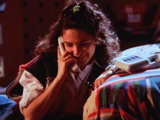 La telefonata d'amore nello spot della SIp, Mi ami ma quanto mi ami