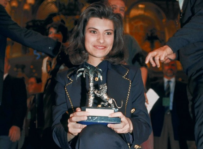 Laura Pausini, la vittoria a Sanremo con La solitudine