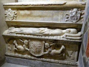 Presunto sepolcro della Baronessa Laura di Carini