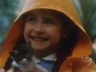 Lo spot della Barilla con la bambina e il gattino