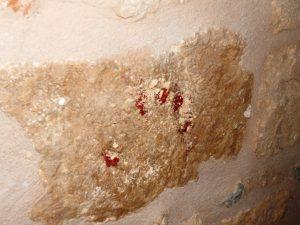 Sangue sul muro della mano diLaura Lanza di Trabia
