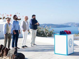 Masterchef 6, quinta puntata ed esterna a Santorini