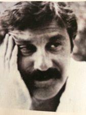 Il critico teatrale Matthieu Galey