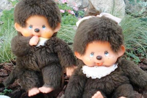 Mon Cicci, i teneri bambolotti degli anni 80