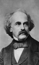 """Nathaniel Hawthorne, autore de """"La lettera scarlatta"""""""
