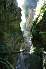 Altra veduta dall'Orrido di Bellano