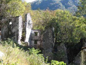Pàlcoda, paese borgo abbandondato