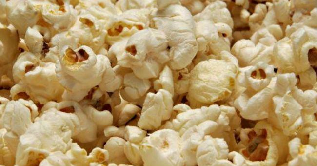 Pop corn: ricetta senza olio