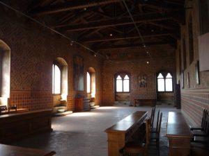Salone delle Feste del castello