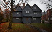 """Case di Salem, la """"città delle streghe"""""""