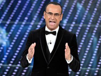 Sanremo 2017: polemica sul compenso di Carlo Conti