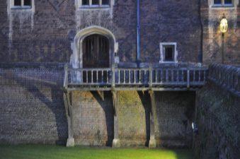Appartamenti di Sybil Penn a Hampton Court