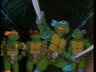 Tartarughe Ninja, il cartone animato dai nomi artistici
