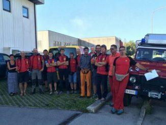 Terremoto: Soccorso alpino veneto in aiuto