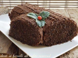 Tronchetto al cioccolato: una ricetta golosa