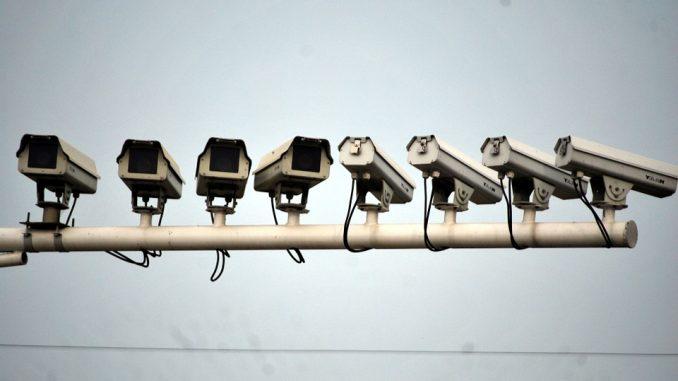 Kit di videosorveglianza wifi da esterno