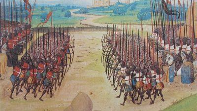 Battaglia nella Guerra delle Due Rose