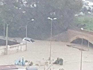 alluvione lampo sicilia