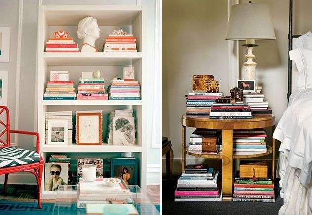 Quattro consigli per arredare casa con i libri - Arredare casa risparmiando ...