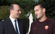 Roma calciomercato: Manolas, Totti e De Rossi. Che ne sarà di loro?