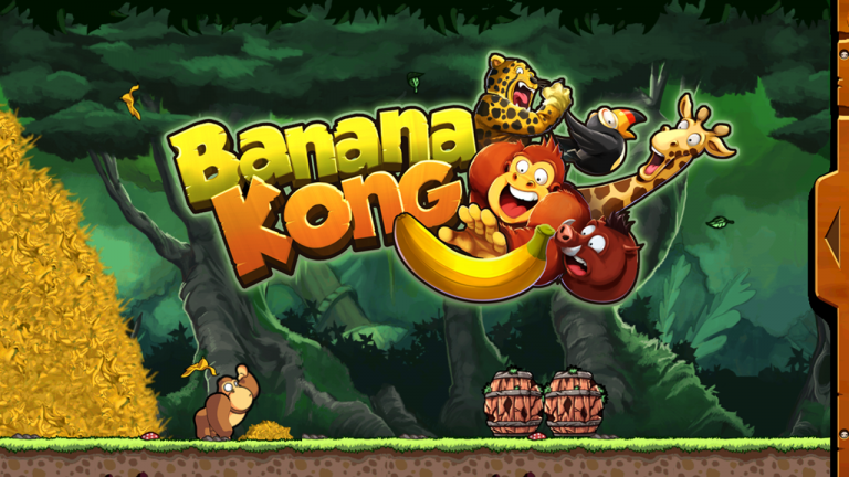 Banana Kong gioco: come scaricarlo e installarlo