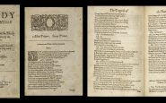 """La Duchessa di Amalfi"", tragedia di John Webster"