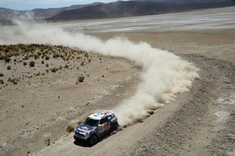 Dakar 2017: partenza bollente da Asunción, ora si sale sulle Ande