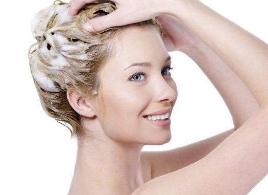 shampoo fai da te con bicarbonato
