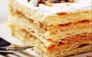 Millefoglie alla crema pasticcera: la ricetta originale