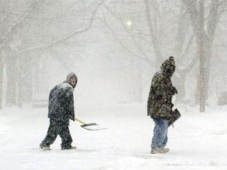Meteo: la nuova tempesta di ghiaccio al Nord